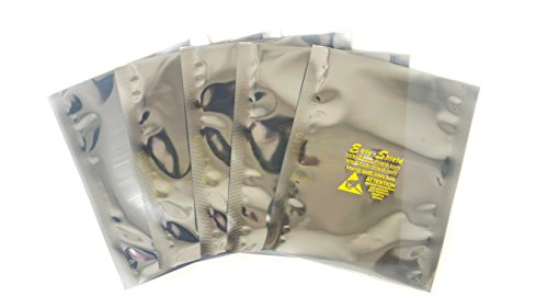 Easy 100 ESD Anti-Static Shielding Bags, 4