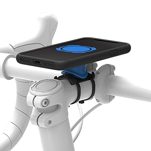 Kit da Bici Custodia + Supporto Quad Lock Bike Mount Kit per iPhone X / Xs