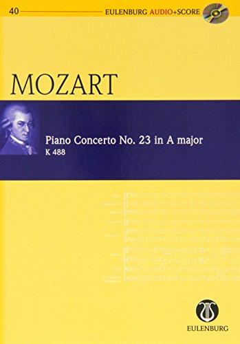 Piano Concerto No. 23 A major  K 488 - piano and o...