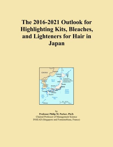The 2016-2021 Outlook for Highlighting Kits, Bleaches, and Lighteners for Hair in Japan