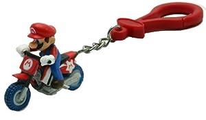 Nintendo Mario Kart Wii - Llavero, diseño de Bicicleta Mario