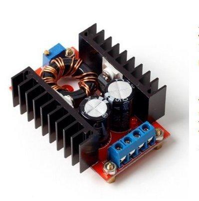 Haobase 150w Spannung zu 10-32v 12-35v Boost Converter Dc-Dc Step-Up Adjustable Power -
