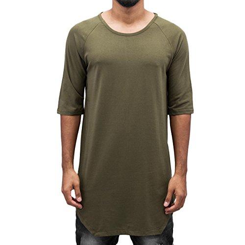 Bangastic Herren Oberteile / T-Shirt Stan Olive