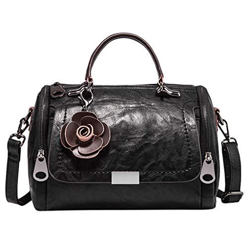 Likecrazy Damenmode Messenger Bags Einzelne Schulter Handtasche Bucket Bag Eimer Tasche Travel Klein Schultern Umhängetasche Damen Rucksackhandtasche Tourist-mesh-hut