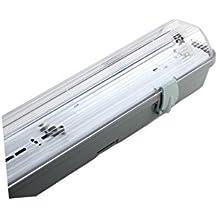 'Pantalla Estanca 1 tubo LED 120cm. 18W 14304