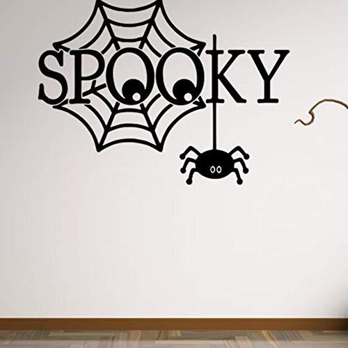Haus Lc Neue Happy Halloween Home Haushaltsraum Wandaufkleber Wandbild Decor Aufkleber Removable 17Sep08 Dropshipping 57X42 Cm