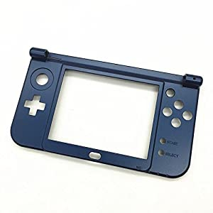 Zhhlaixing Repair Front Faceplate Case Cover Shell Part for NEW3DSLL/XL