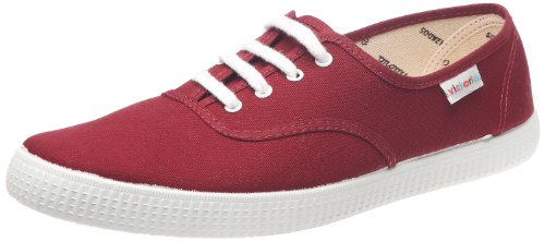 Victoria 106613, Sneakers Basses mixte adulte Rouge (Burdeos)