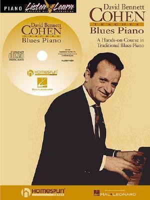 [(David Bennett Cohen Teaches Blues Piano)] [Author: David Cohen] published on (May, 1998)