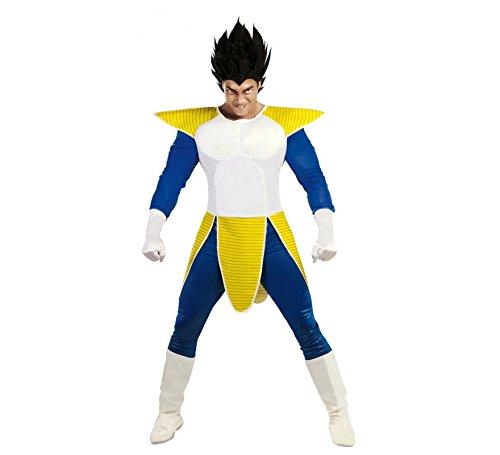 Vegeta Dragon Ball Z-Kostüm für Erwachsene - Größe -