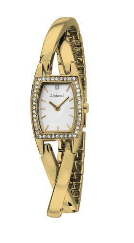 Accurist-Womens-Quartz-Watch-with-Analogue-Display-and-Stainless-Steel-Bracelet