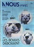 Telecharger Livres A NOUS PARIS No 501 du 29 11 2010 DECO LES BOULES DEBOULENT LES MEILLEURES ADRESSES POUR SHOPPER AVANT NOEL SARA FORESTIER EBATS ET DEBATS STYLE DE VILLE SILENCE ON TOURNE DANS LE METRO (PDF,EPUB,MOBI) gratuits en Francaise