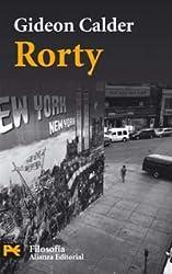 Rorty y la Redescripcion / Rorty (Humanidades / Humanities)