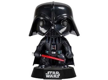 Funko 2300 POP: Star Wars Darth Vader Bobble Head Vinyl Figure