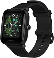 Amazfit Bip U Pro Smart Watch with Built-in GPS, 9-Day Battery Life, Fitness Tracker, Blood Oxygen, Heart Rate