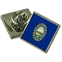 New Hampshire bandiera Spilla distintivo 18mm selezionare borsa regalo