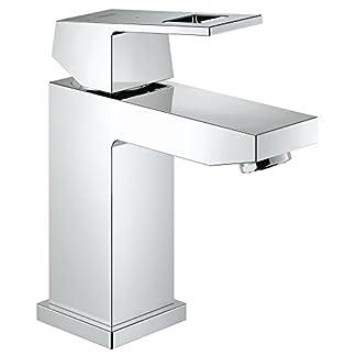 Grohe 2312700E Eurocube–Grifo mezclador monomando de lavabo P