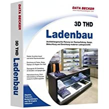 Aprisoft 3D THD Ladenbau. CD-ROM für Windows Vista/XP/2000: Traumhausdesigner