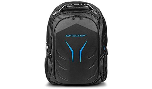 MEDION ERAZER Gaming-Rucksack S89070 MD 87707, gepolstertes Notebookfach, hoher Tragekomfort, perfekter Schutz,...