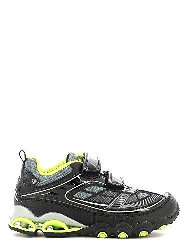 Calzature sportive bambino, colore Nero , marca GEOX, modello Calzature Sportive Bambino GEOX J TORNADO A Nero Nero