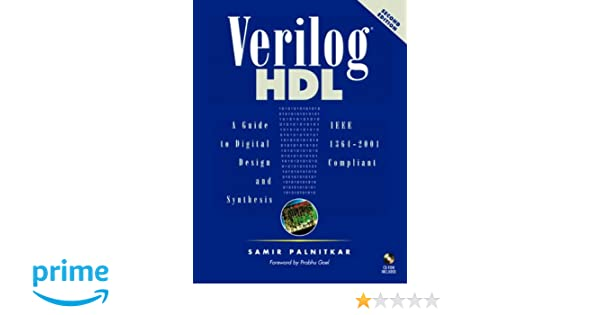 Verilog Hdl Paperback Amazon Co Uk Samir Palnitkar