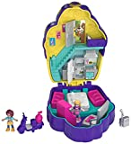 Polly Pocket FRY36 Pocket World Cupcake Compact Playset