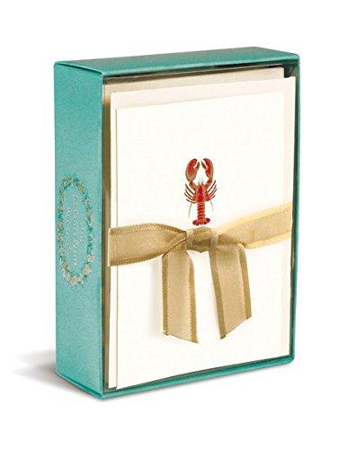 Boxed-geburtstags-gruß-karten (Boxed Notes: Lobster – Gruß- und Geschenkkartenbox mit Kuverts: Hummer)