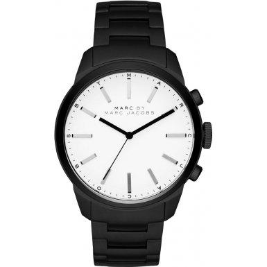 Marc by Marc Jacobs MBM5089 Mens Dillon Matte Black Steel Watch