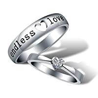Fashion Ring for Unisex, Size 9