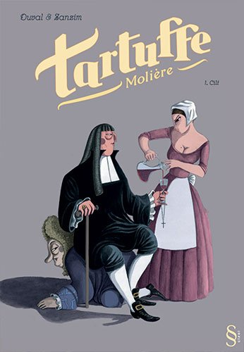 Tartuffe (1. Cilt) Duval & Zanzim