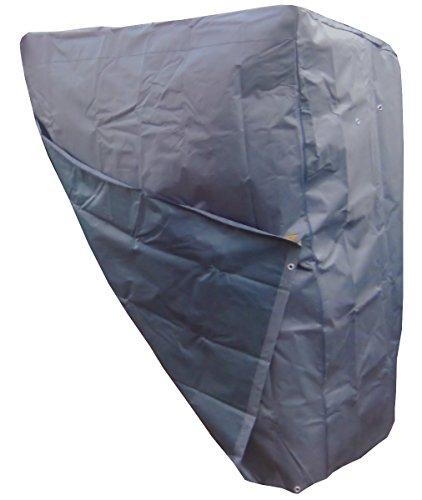 Housse de protection pour strandkorb Tissu Oxford couverture bâche capot de protection 155 x 105 x 170/135