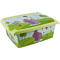 "Keeeper ""Hippo Fashion Box, Lime, 10 Litre preiswert"