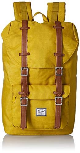 Herschel Rucksack Little America Mid Volume Classics Mid Backpacks 17 l Polyester,Arrowwood Crosshatch, One size