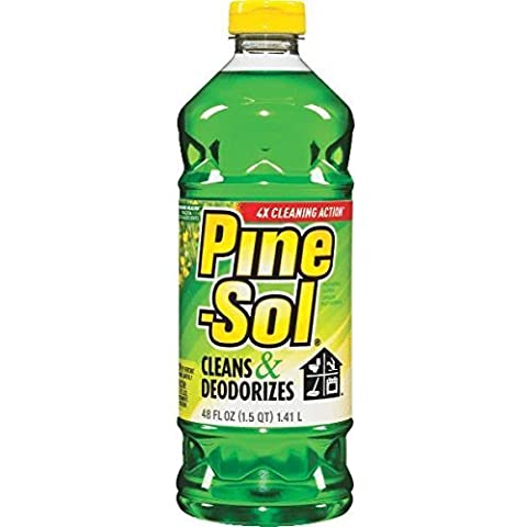Pine-Sol 4X Cleaning Action All-Purpose Cleaner by (Pine Sol All Purpose Cleaner)