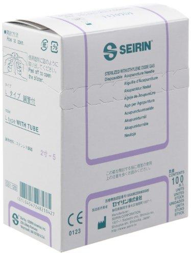 SEIRIN S-L2560 Tipo L, il Nuovo Ago