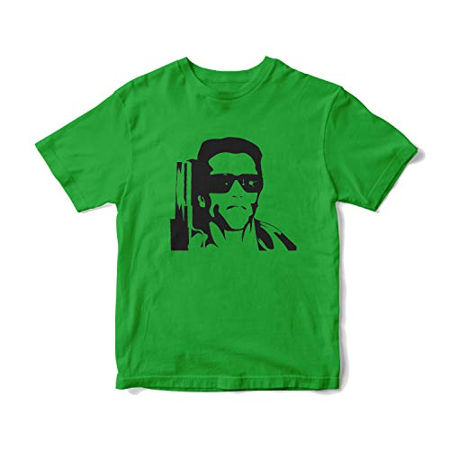 The Terminator Green T-shirt for Men