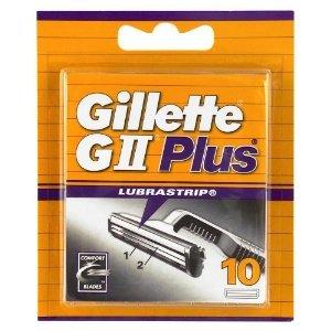 Gillette Blade G11 Plus 10