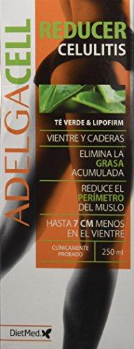DietMed Adelgacell 250 ml ✅ Crema Professionale Dimagrante e Anticellulite ✅ Crema Snellente ✅ clinicamente testato contro l\'effetto della buccia d\'arancia ✅ Riduzione della cellulite