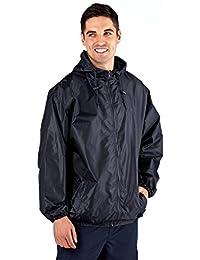 Mens ProClimate Kag In A Bag Festival Coat Waterproof Wind Resistant Jacket  Mac fb944e28c0