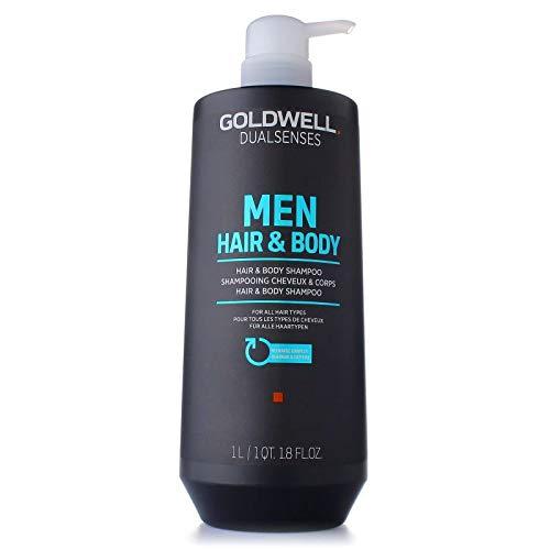 Goldwell Dualsenses Men Hair & Body Shampoo, 1 l