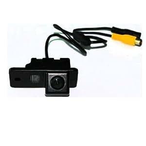 Pièces auto caméra de vue arrière caméra de recul de sauvegarde 170 ° de vision de nuit s'adapter pour AUDI PASSAT