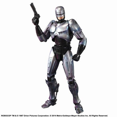 Figurine 'Robocop' - Play Arts [Importación Francesa]