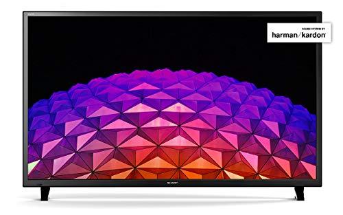 SHARP LC-48CFG6002E 121 cm (48 Zoll) Fernseher (Full HD LED TV, Triple-Tuner) (Sharp Led-tv 48)