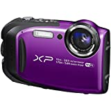 Fujifilm XP80 FinePix Digital Camera - Purple (16.4 MP, 5x Optical Zoom)