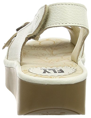 Fly LondonJOBE650FLY - Sandali donna Bianco (Off White (OFFWHITE))