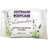 Australian Bodycare Lavender & Tea Tree Oil Wet Wipes (24 Wipes) preisvergleich bei billige-tabletten.eu