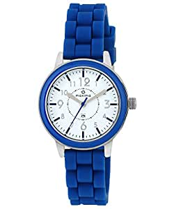 Maxima Uber Collection Analog White Dial Women's Watch - 35702PALI