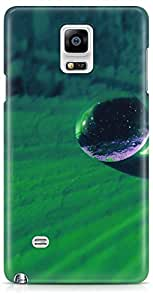 Samsung Galaxy Note 4 Edge Back Cover by Emplomar