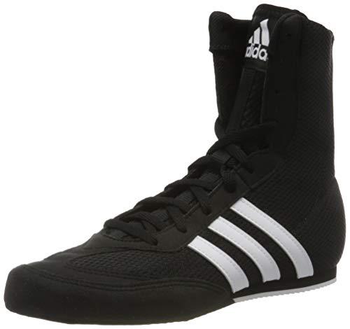 Adidas Box Hog.2, Zapatillas de Deporte para Hombre, Negro Core Black/FTWR White/Core Black Core Black/FTWR...
