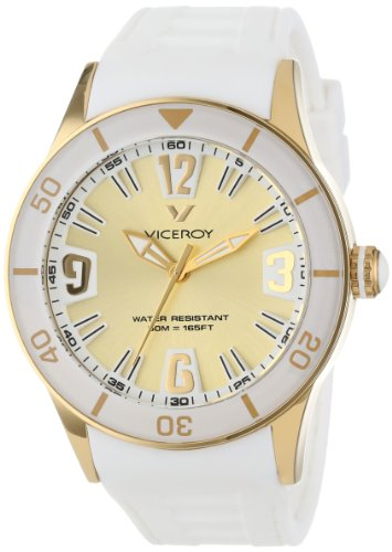 Orologi Viceroy Fun Colors 42108-99 Unisex Oro